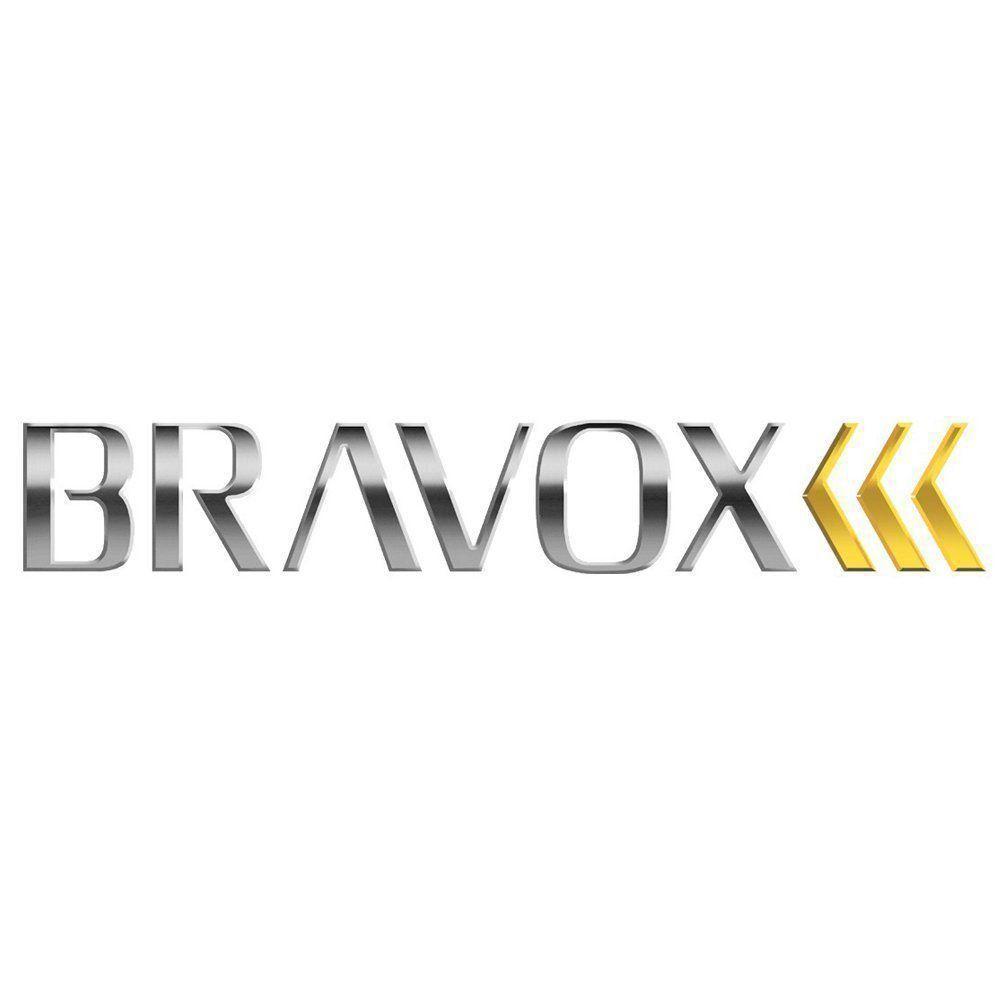 Par de Caixa Passiva Bravo BSA Foco 35 Branca 60W RMS