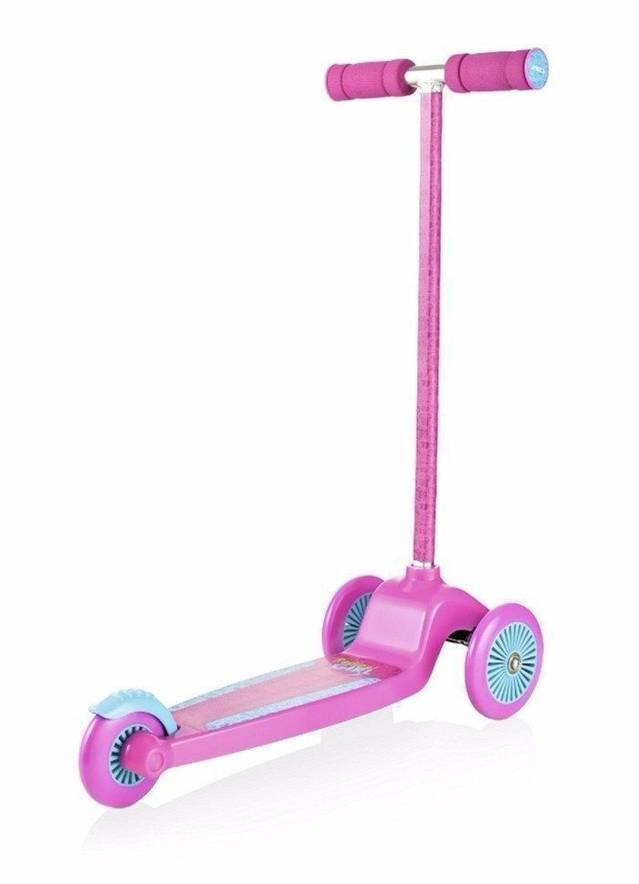 Patinete Infantil 3 Rodas Skate Brinquedo Feminino Es111 Atrio