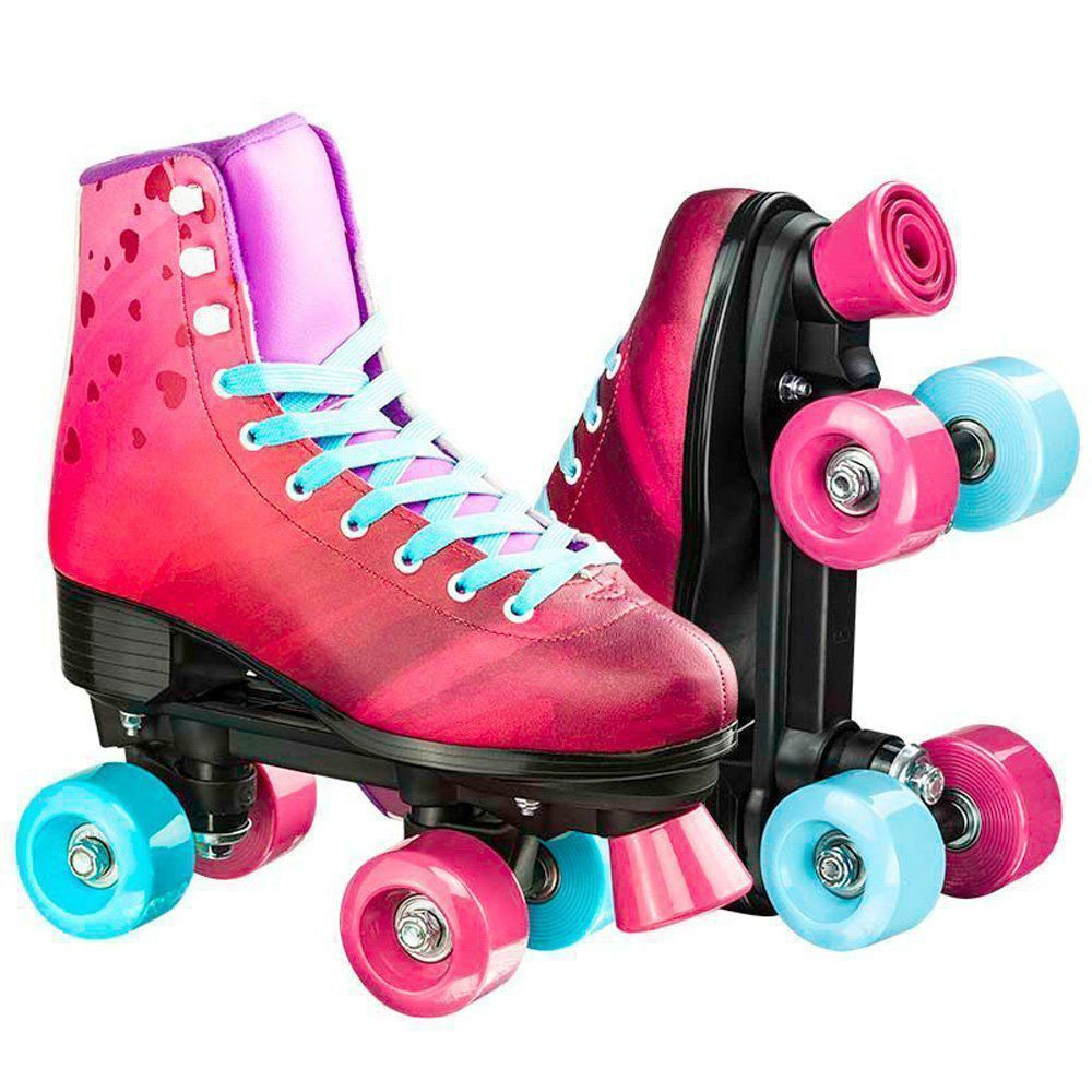 Patins Rollers 4 For You Quad Numero 37 Multikids BR924
