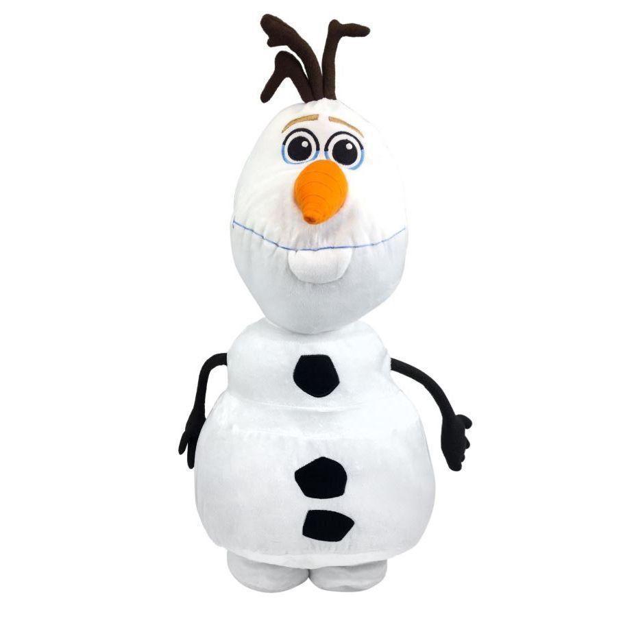 Pelúcia Olaf Grande Frozen Disney Boneco de Neve DTC 4008