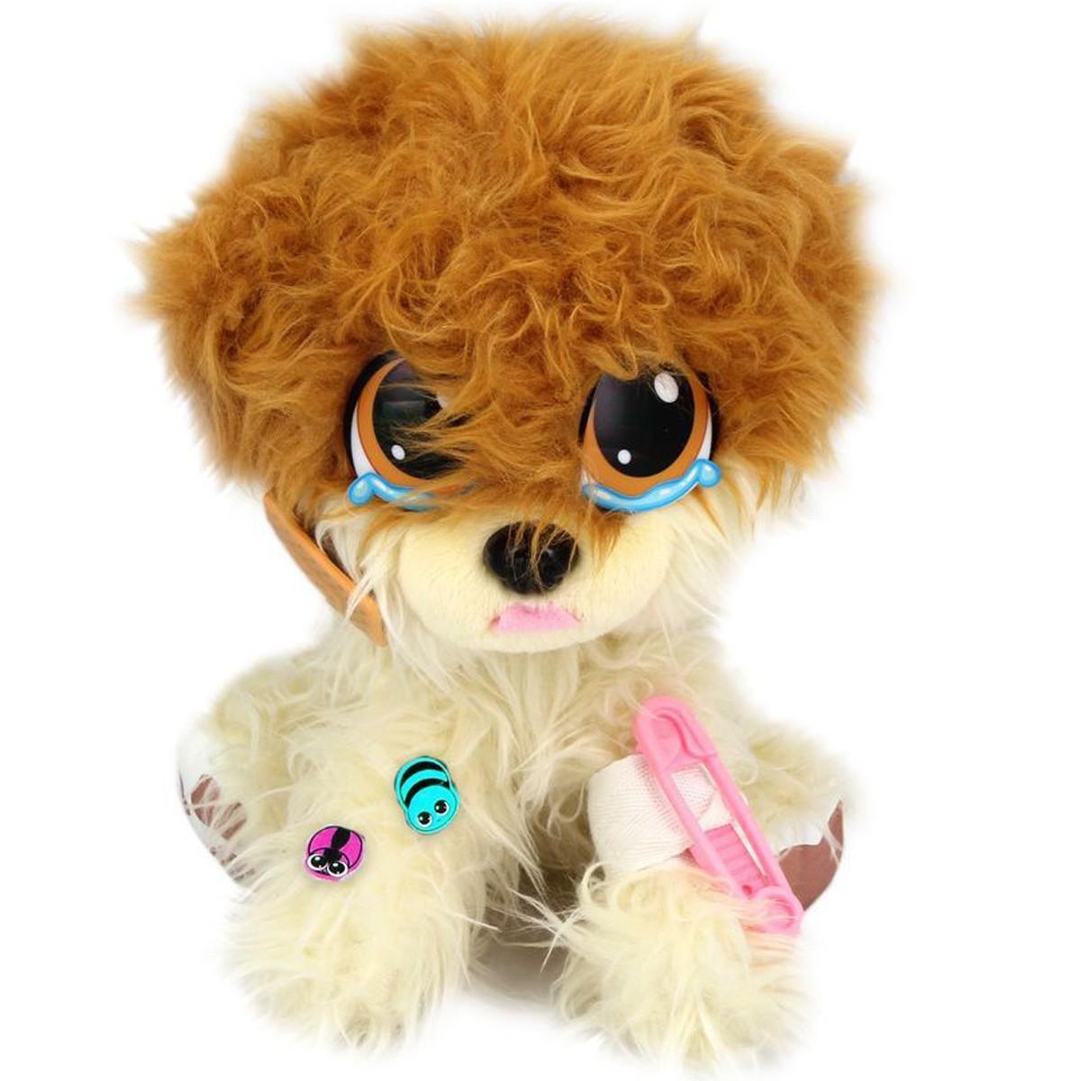 Pelucia Para Pentear Adota Pets Com Acessórios Lulu