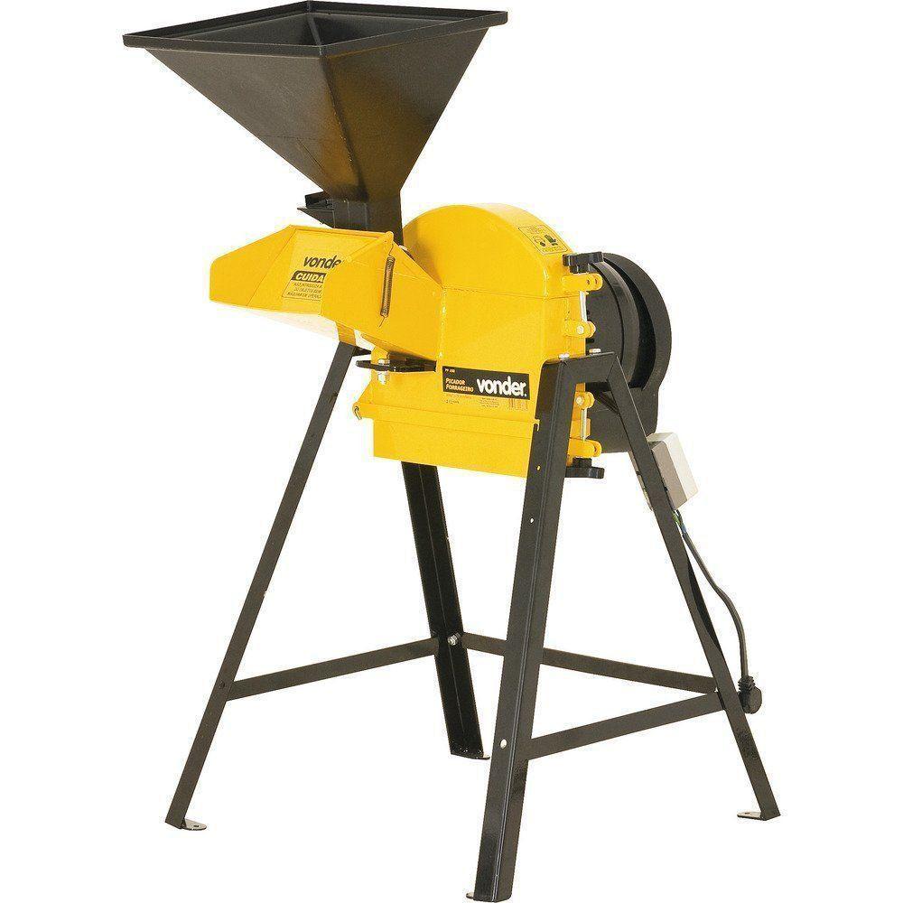Picador Forrageiro Monofásico Pf 150 Vonder Cfwt 6815015001