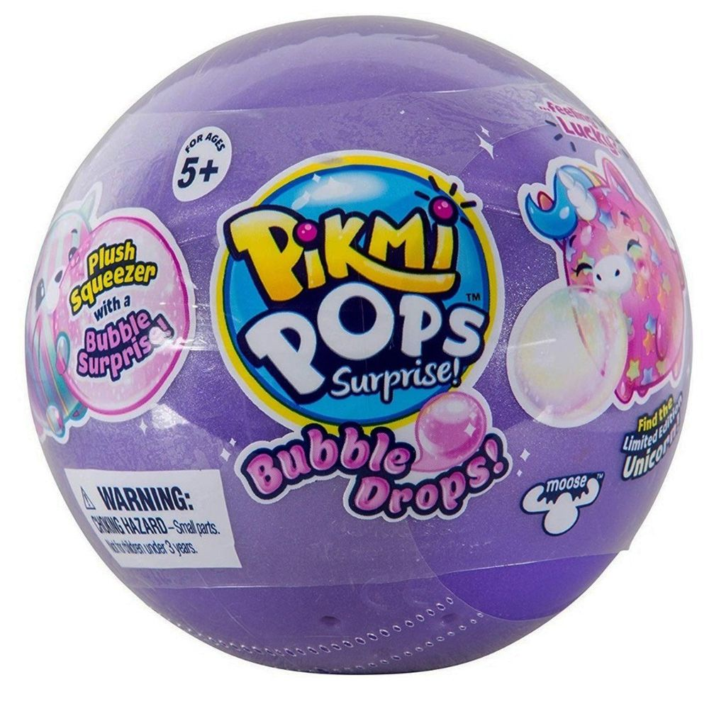 Pikmi Pops Bubble Drops Surpresa DTC