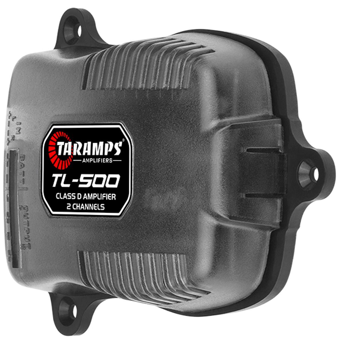 Potência Taramps 90w rms TL 500 2 Canais