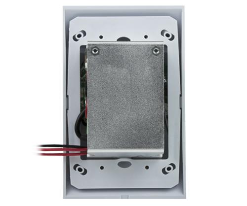 Amplificador Som Ambiente de Parede Frahm RD Wall Branco Bluetooth Usb Sd Card