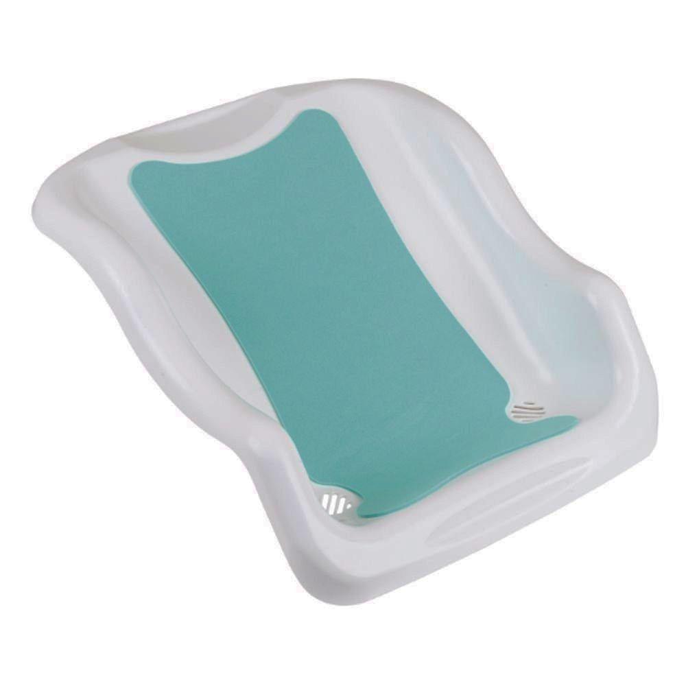 Redutor Assento na Cor Branca Para Banheira de Bebê Burigotto