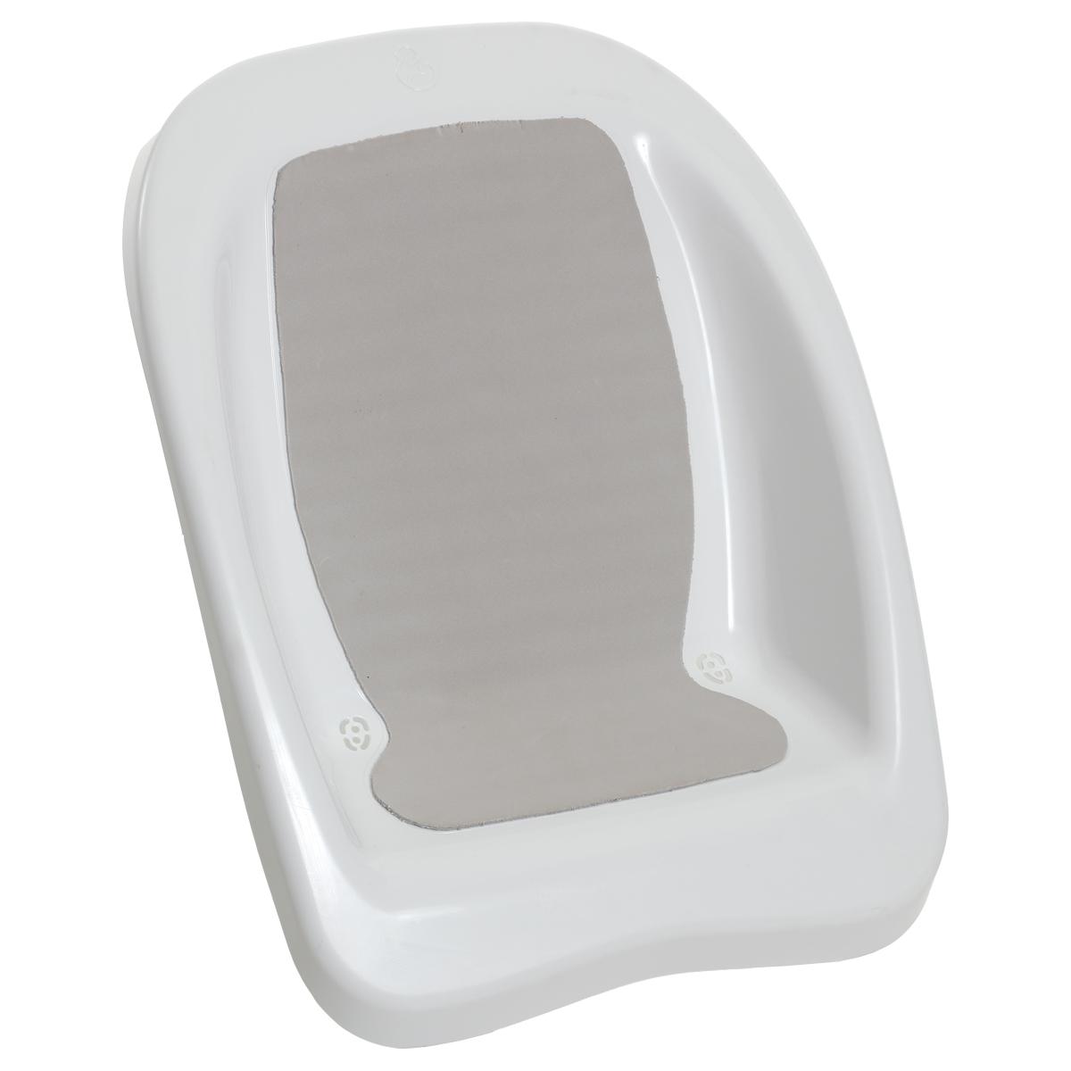 Redutor De Assento Para Banheira Bebê Galzerano Branco 9012BC