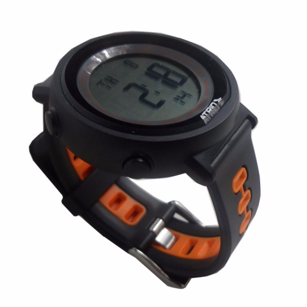Relógio Monitor Cardíaco Cinta Conta Passos Calorias Sono ES049