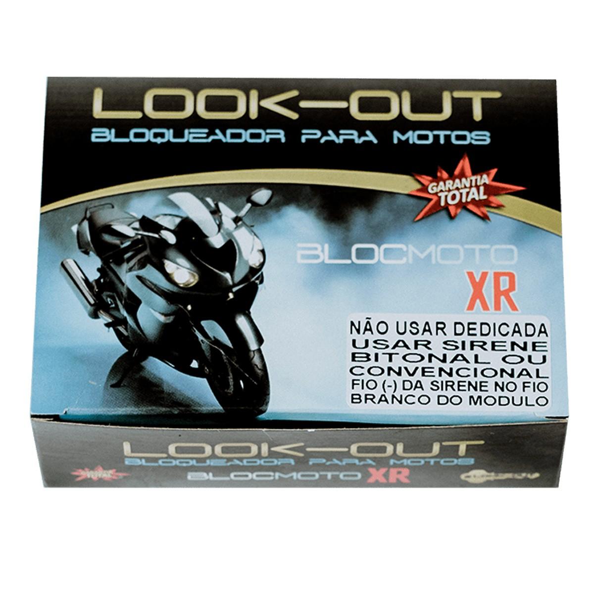 Resgate Look Out Blocar Moto