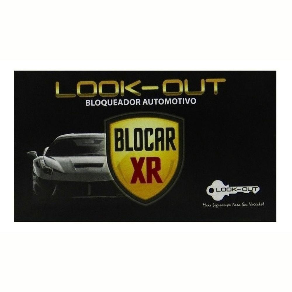 Resgate Look Out Bloqueador Blocar