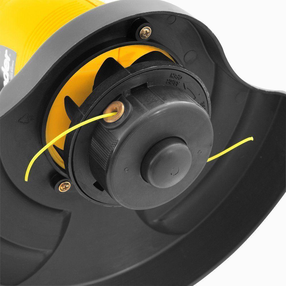 Roçadeira Elétrica Para Cortar Grama Aparador Vonder Ag1000 1000w 220V