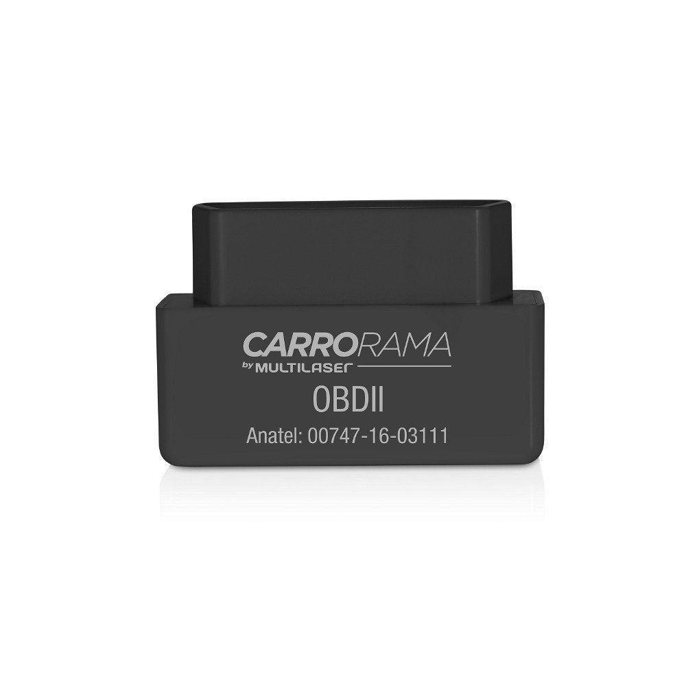 Scanner Automotivo Bluetooth Obd2 Carrorama By Multilaser AU205