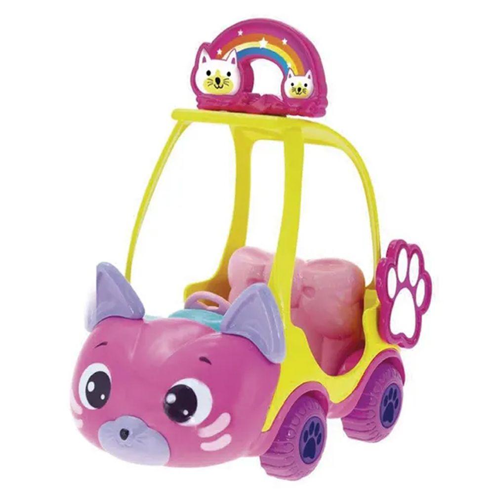 Sparkle Girlz Carro Mini Gatinho Sparkles DTC 4806