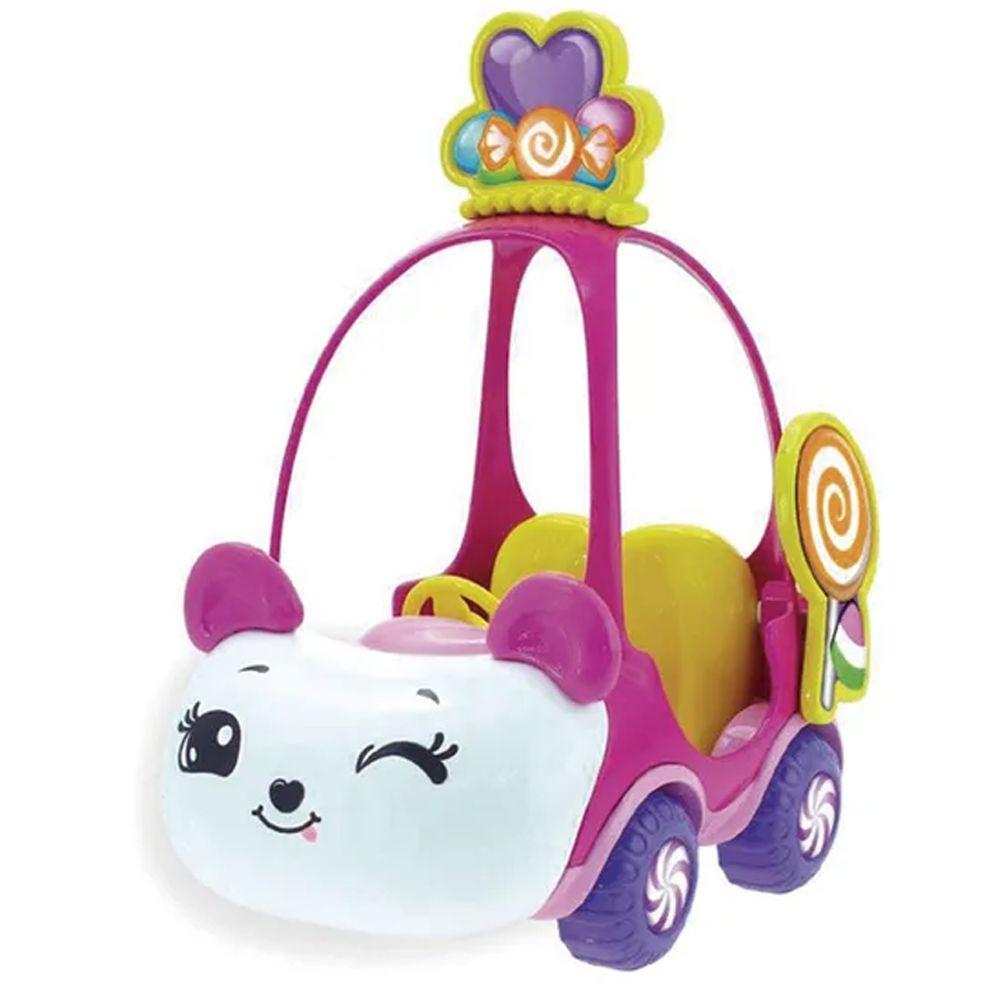 Sparkle Girlz Carro Mini Panda Sparkles DTC 4806