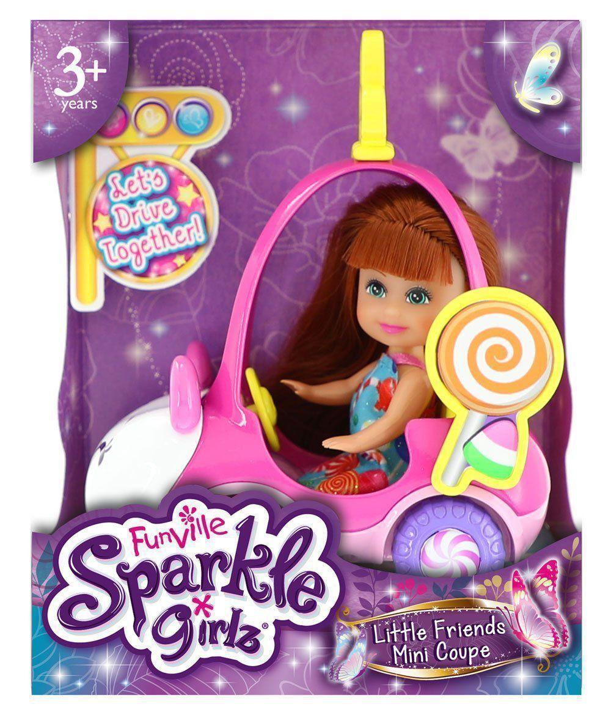 Sparkle Girlz Carro Mini Sparkles Sortido DTC 4806
