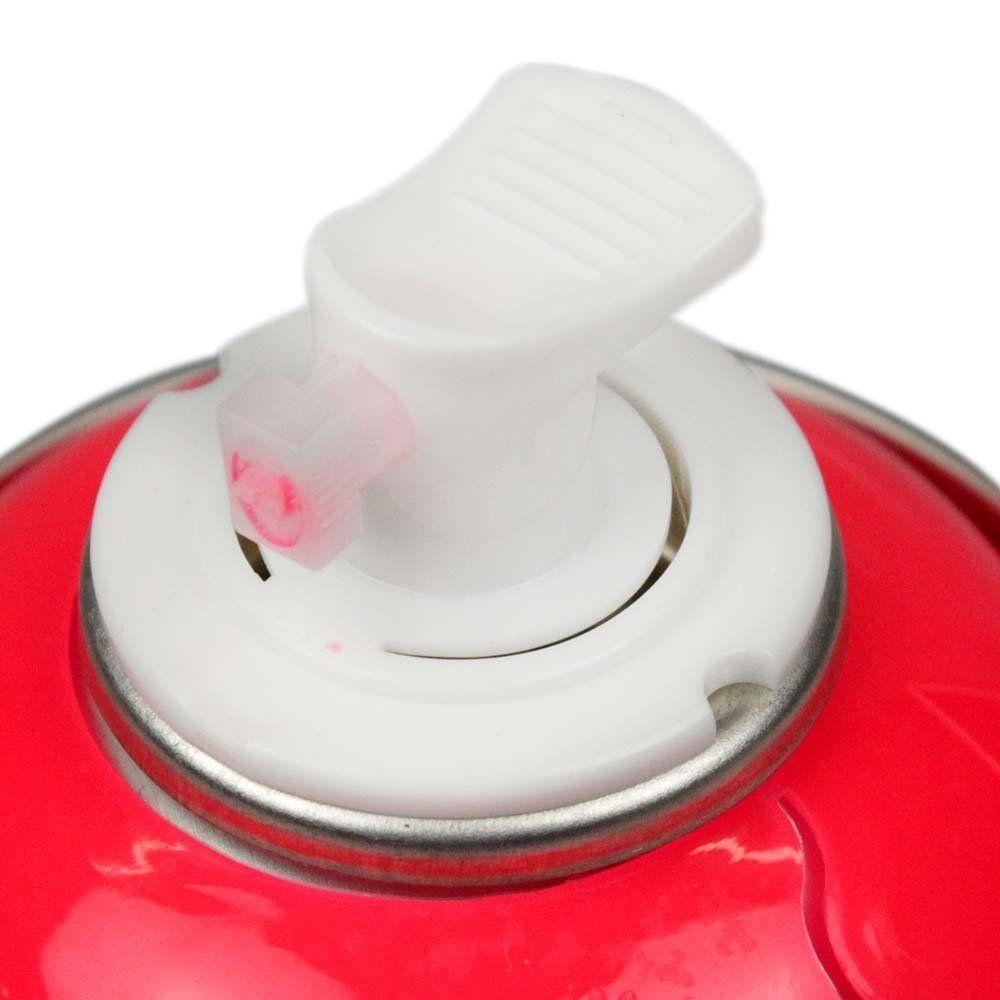 Spray Envelopamento Liquido Vermelho Fluorescente 400ML Multilaser AU424