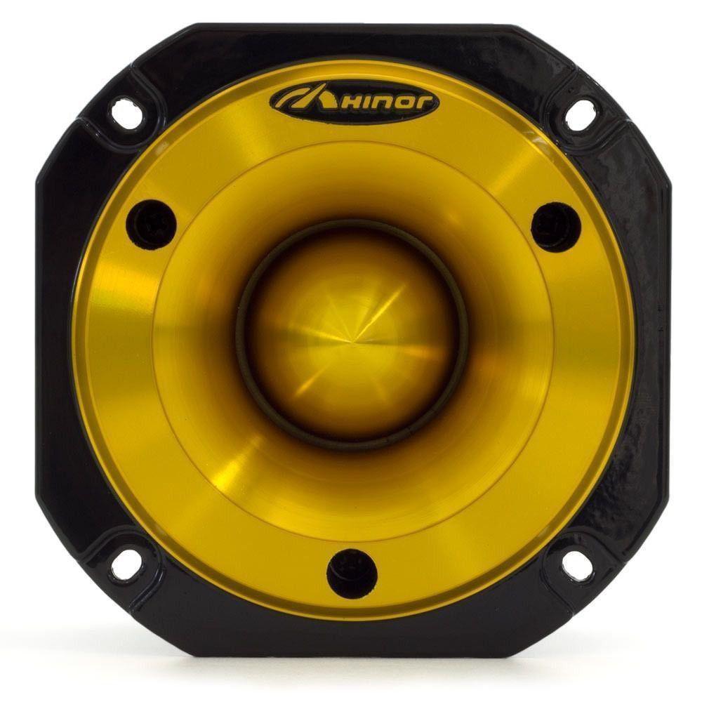 Super Tweeter Hinor HST600 Trinyum Gold 300 Watts RMS