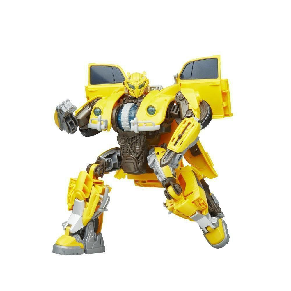 Transformers Bumblebee Movie Toys Power Charge E0982