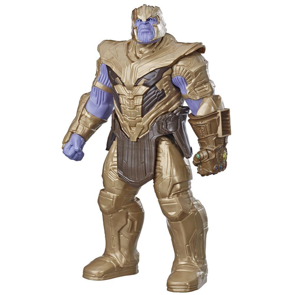 Thanos Delux Os Vingadores Titan Hero Series