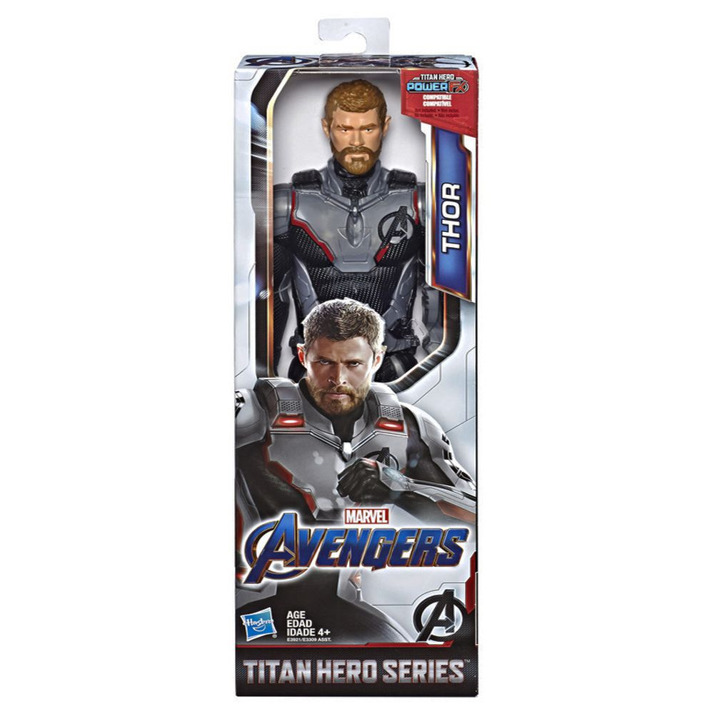 Thor Os Vingadores Titan Hero Series