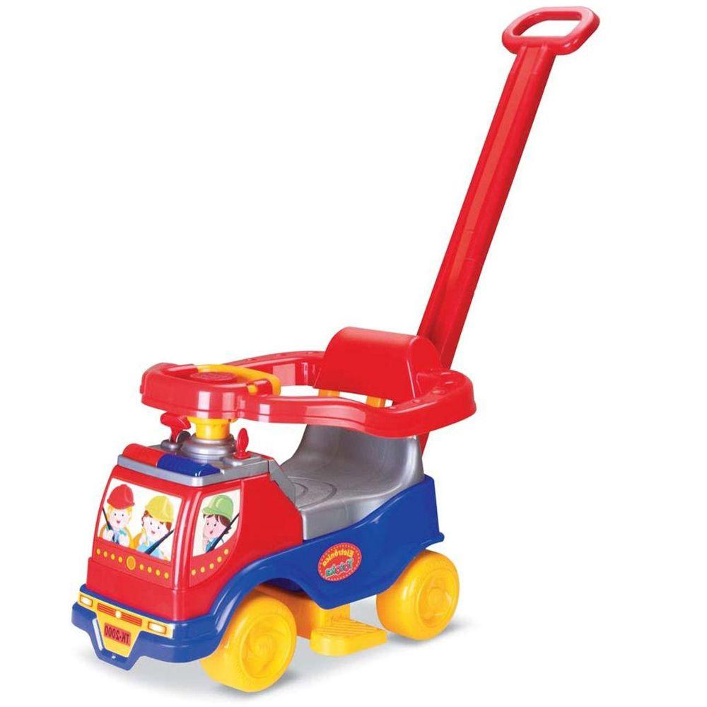 Totoka Plus Menino Carrinho De Passeio Quadriciclo Infantil