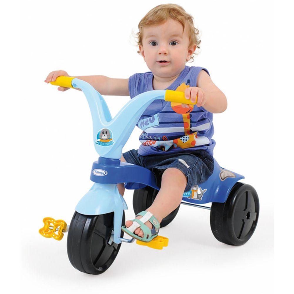 Triciclo Com Esstampa de Fokinha