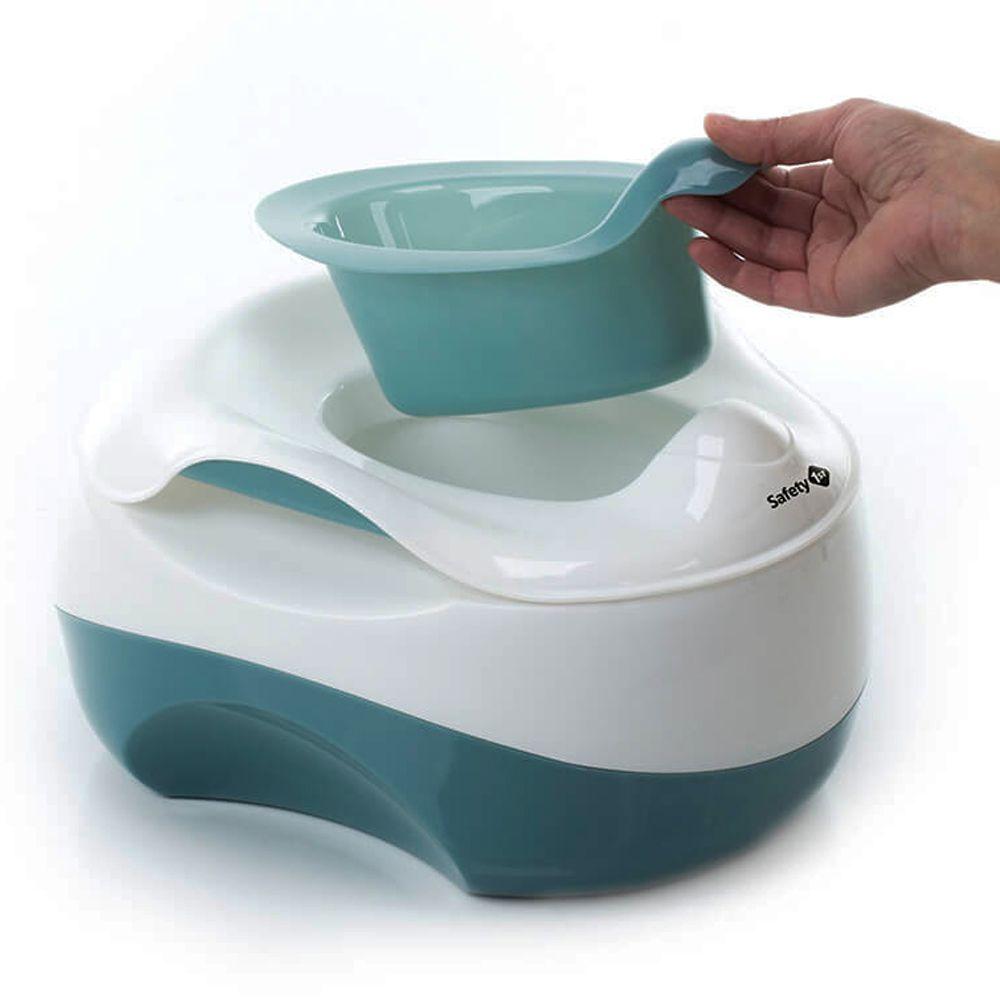 Troninho Azul 3 em 1 Flex Potty Safety 1st