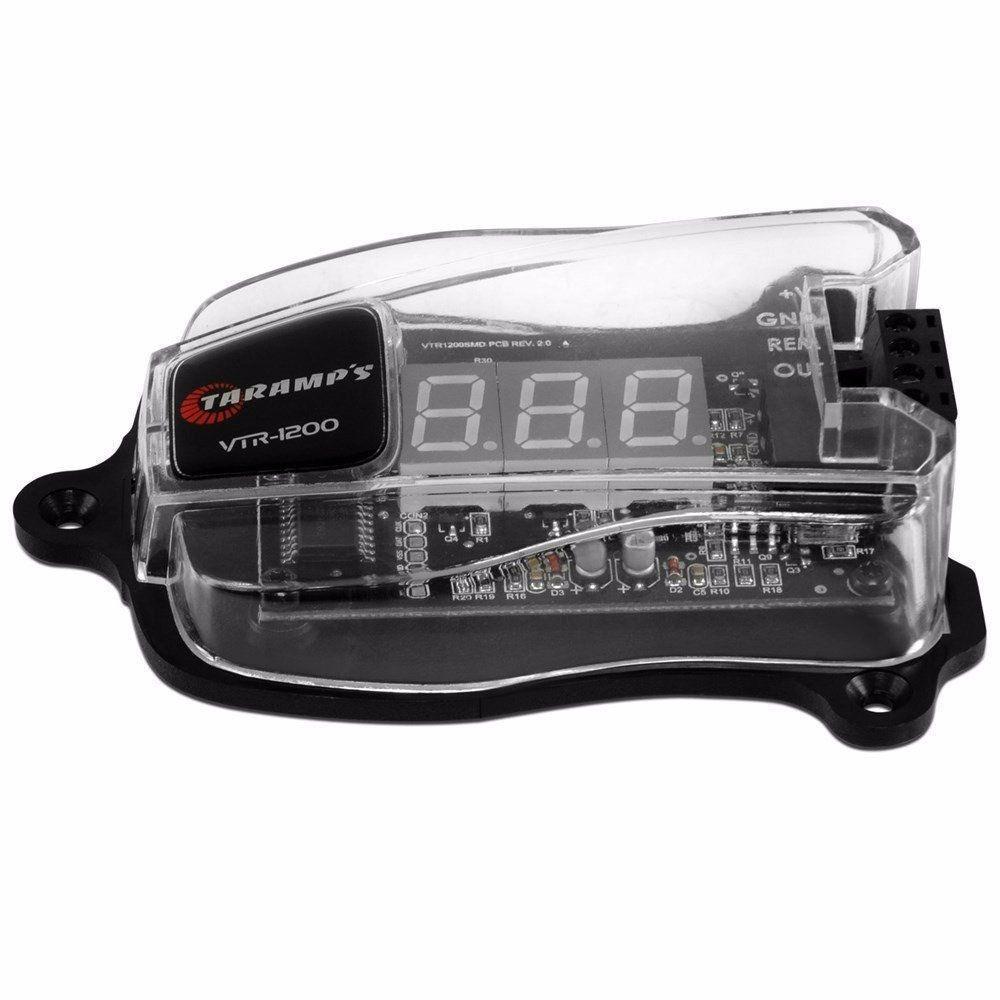 Voltímetro Taramps Digital Vtr 1200 Com Remote