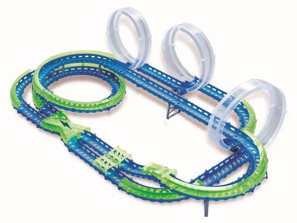 Wave Racers Mega Match 3 Loops 360 + 2 Carros + Sensor Dtc 4711
