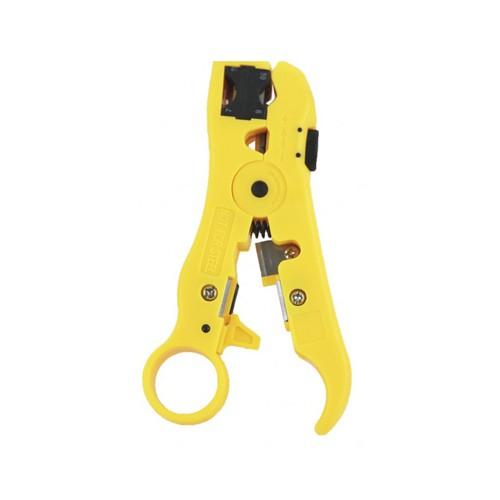 Alicate Desencapador CHIP SCE SC-302 Para Cabos Coaxial e UTP CAT-5E (Rede)  - Ziko Shop