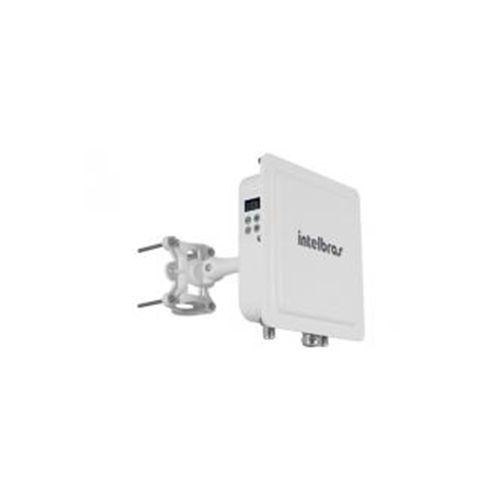 Antena Outdoor Rádio 5GHz 300Mbps PTP 5-N MIMO PRO Intelbras  - Ziko Shop