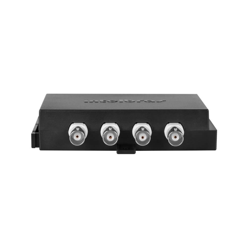 Balun Passivo Intelbras VBP 04C 4 Canais 720p HD 400 Metros  - Ziko Shop
