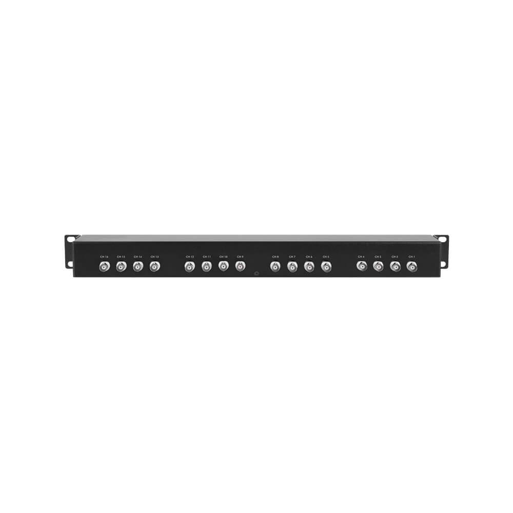 Balun Passivo Intelbras VBP 16C 16 Canais HD 720p 400m  - Ziko Shop