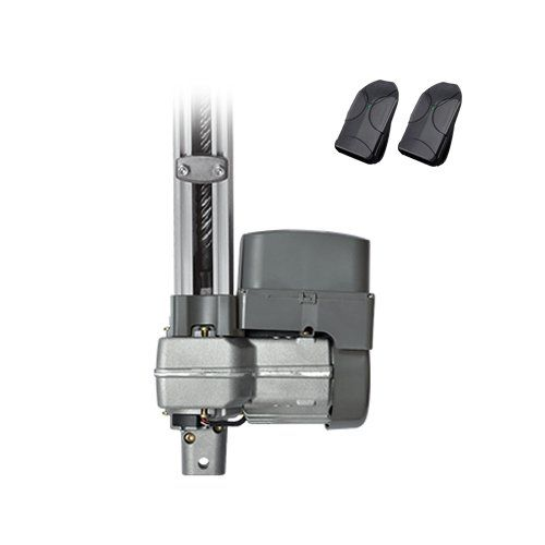 KIT Portão Basculante PPA Levante SP Digital ¼ hp, Top, 1,40m ,8 seg  - Ziko Shop