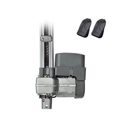 KIT Portão Basculante PPA Potenza Analógica 1/3 hp, Top, 1,40m ,14 seg  - Ziko Shop