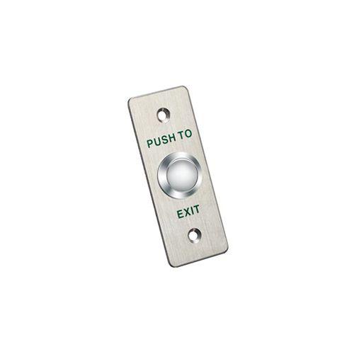 Botão de Saída Hikvision Simples DS-K7P02  - Ziko Shop