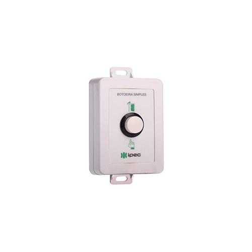 Botão de Saída Simples com Fio iPec  - Ziko Shop