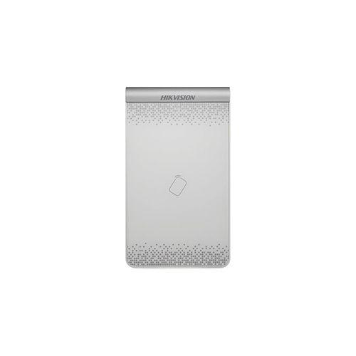 Cadastrador de cartões Hikvision DS-K1F180-D8E  - Ziko Shop