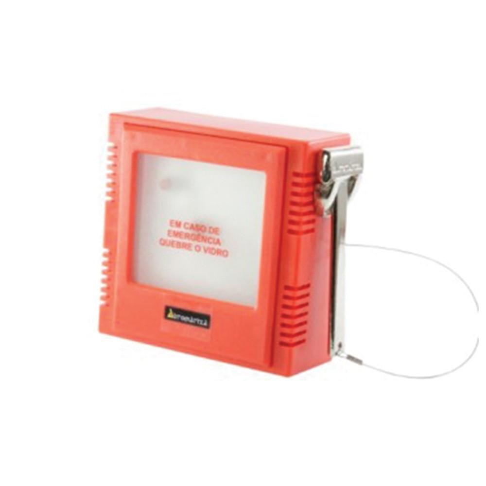 Caixa de Emergência Quebra Vidro - Automatiza  - Ziko Shop