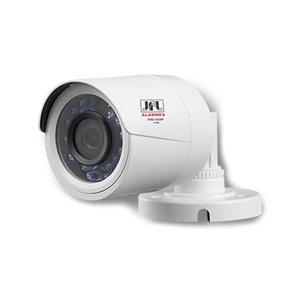Câmera JFL CHD 1130P HD 720P Infra 30m, Tecnologia 4 em 1  - Ziko Shop