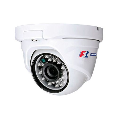 Câmera Dome Focusbras FS-MDF2M, Full HD 1080P, 25m, 4em1 (AHD, HDTVI, HDCVI, Analógica)  - Ziko Shop