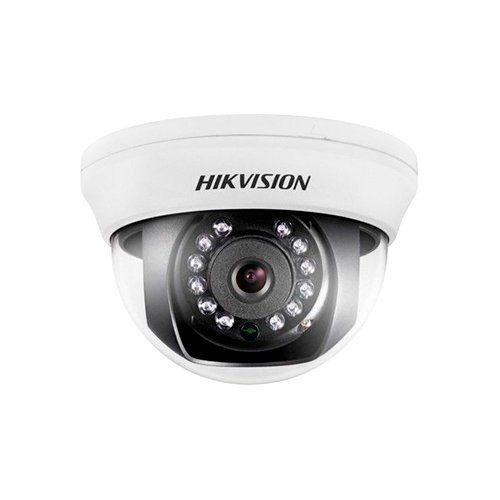Câmera Dome HD Hikvision 720P DS-2CE56C0T-IRMMF 20 Metros  - Ziko Shop