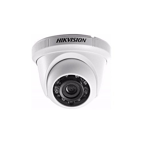 Câmera Dome HD Hikvision 720P DS-2CE5AC0T-IRP 20 Metros   - Ziko Shop
