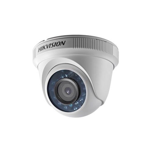 Câmera Dome Hikvision DS-2CE56C0T-VFIR3F HD 720p IR40M  - Ziko Shop