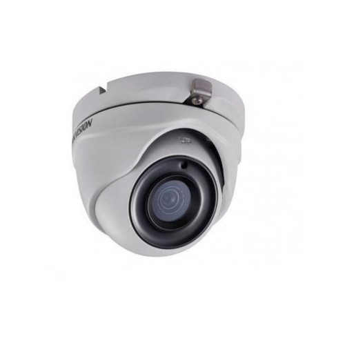 Câmera dome Hikvision DS-2CE56H0T-ITMF  5MP 2,8MM IR 20M  - Ziko Shop