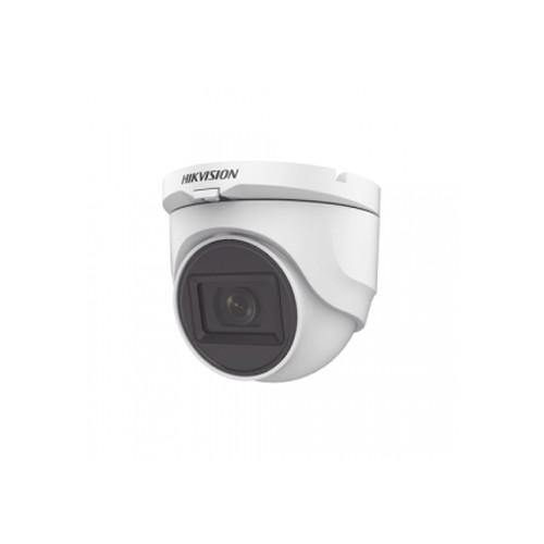 Câmera Dome Hikvision DS-2CE76D0T-ITMF 2mp Full HD  IR 30m  - Ziko Shop