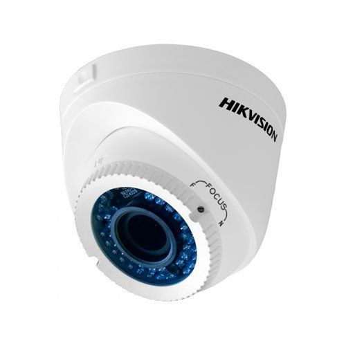Câmera Varifocal Hikvision DS-2CE56C0T-VFIR3F 720p IR 40 Metros  - Ziko Shop