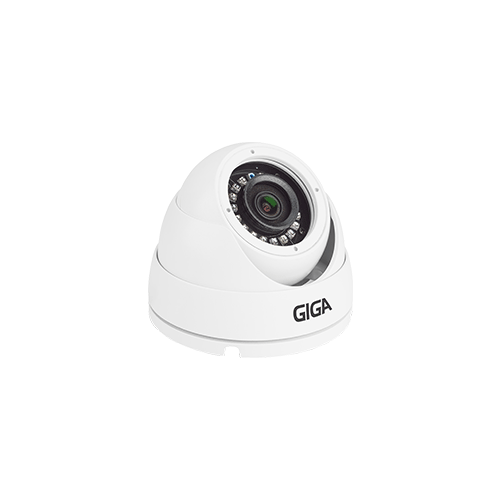 Câmera Giga Security Orion GS0046 Multi HD IR 30m 5 Megapixels  - Ziko Shop