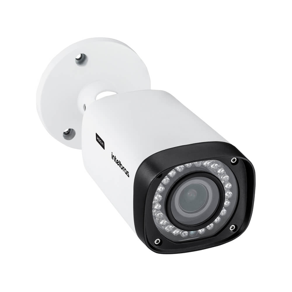 Câmera Intelbras Varifocal VHD 3140 VF G3, HD 720p, 2.7 a 12mm IR 40m  - Ziko Shop