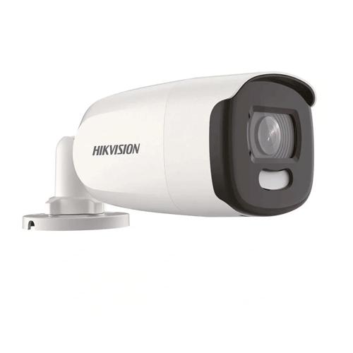 Câmera Hikvision Full HD ColorVu DS-2CE10DFT-FC 1080p  - Ziko Shop